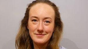 Cecilia Åkesdotter, doktorand vid Gymnastik- och idrottshögskolan i Stockholm.