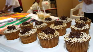 Bakverk gjorda på quinoa