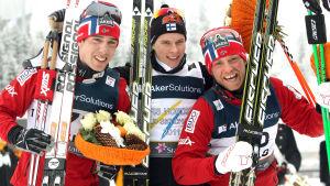 2011 blev Matti Heikkinen världsmästare i Oslo.