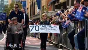 Polisen säger si ha förhindrat planerade terrordåd underr ANZAC-dagen två år i rad