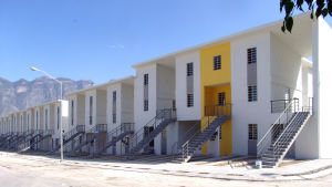 Alejandro Aravena, Monterrey Housing, 2010, Monterrey, Mexico