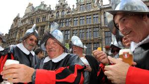 Ölfestival i Bryssel