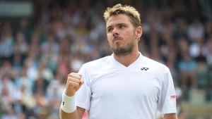 Stanislas Wawrinka, Wimbledon 2014