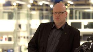 Kenneth Nylund på JNT, Jakobstadsnejdens telefon