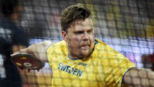 Daniel Ståhl, VM 2015.
