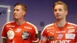 Mika och Mikko Kohonen.