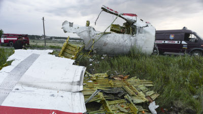 Manga trodde ett flygplan exploderat