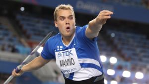 Ari Mannio, VM 2011.