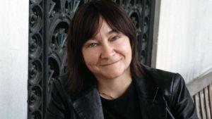Kirjailija Ali Smith