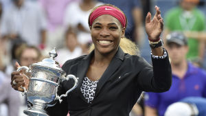 Serena Williams vann US Open 2014