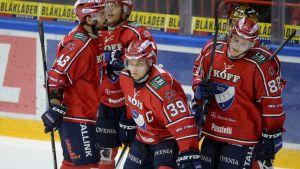 Luttinen avgjorde för HIFK mot Sport.