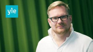 Ted Urho arbetar för Svenska Yle.