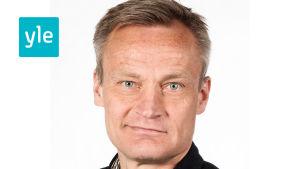 Redaktören Niklas Henrichson.