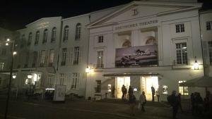 bild av teaterhuset Deutsches Theater