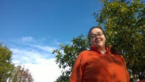 astrobiologi Marianna Ridderstad