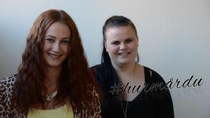 Angelica Qvist & Jenny Renqvist #hurmårdu