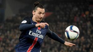 Zlatan Ibrahimovic, december 2015.
