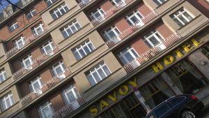 Savoy Hotel i Berlin.