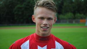 Tobias Fagerström, BK-46