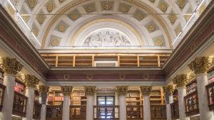 Nationalbibliotekets kupolsal
