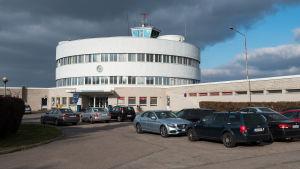 Helsinki-Malmin lentoasema lentokenttä