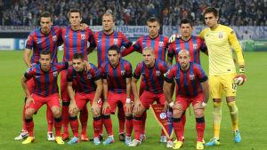 Steua Bukarest, rumänskt fotbollslag.