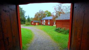 Gårdar på Stundars museiområde
