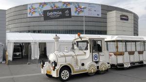 Eurovision Song Contest år 2007 ordnades i Helsingforsarenan.