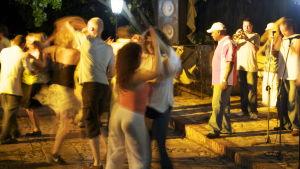 Salsaa Kuubassa