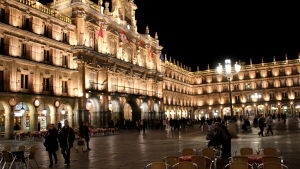 Salamancan keskusaukio, Plaza Mayor