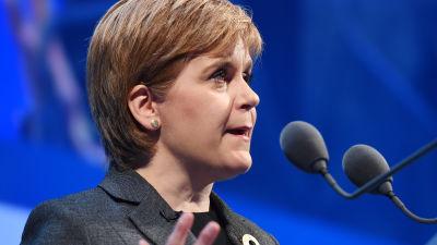 Skottland nara ny folkomrostning