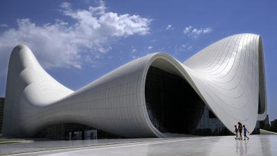 Fick arkitekturens nobelpris 2004
