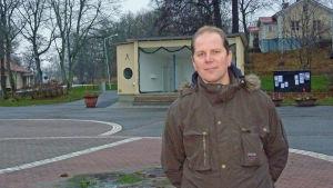 Roger Forss miste jobbet i FnSteels konkurs