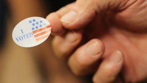 Presidentval i USA
