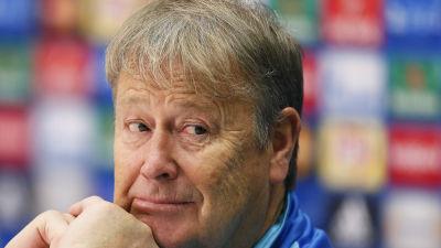 Åge Hareide tror på lagets chanser mot PSG. 6eff706066712