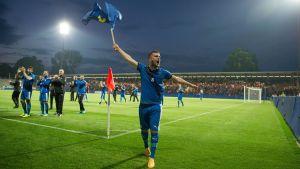 Kosovo har jublat i samband med lagets träningsmatcher. Fortsätter jublet i den första tävlingsmatchen mot Finland?