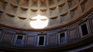 Pantheon i Rom.