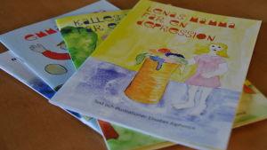 skrifter om psykisk ohälsa för barn