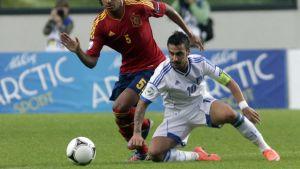 Giorgios Katidis var tidigare kapten för Grekland U19-landslag.