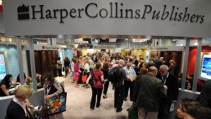 BookExpo America 2011: Harper Collins -kustantamo