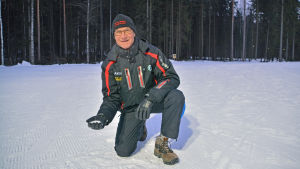 Lars Meyer tävlingsledare för FSSM tävlingarna
