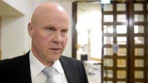 Antti Palola, ordförande för tjänstemannacentralorganisationen STTK.