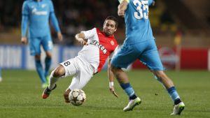 Monaco vann sin grupp i Champions League