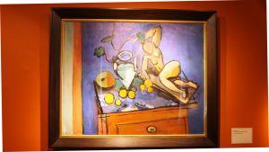 Sculpture et vase de lierre (1916-1917) av Henri Matisse