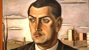 Buñuelin muotokuva by Dali