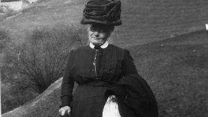 Helena Södergran Sveitsissä