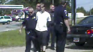 Dylann Roof greps dagen efter morden i North Carolina. Han erkände genast att han hade mördat nio kyrkobesökare i Charleston