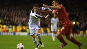 Liverpool åkte ut mot Basel