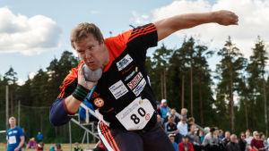 Tomas Söderlund, Karis, 2016.
