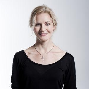 Porträtt av Birthe Wingren.